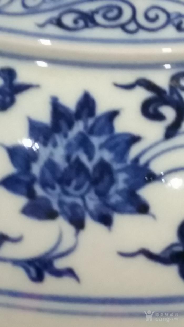 明青花瓶图7