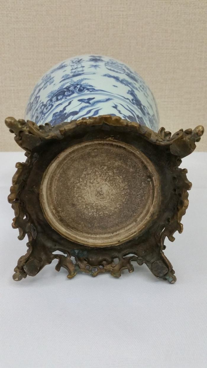 明青花瓶图11
