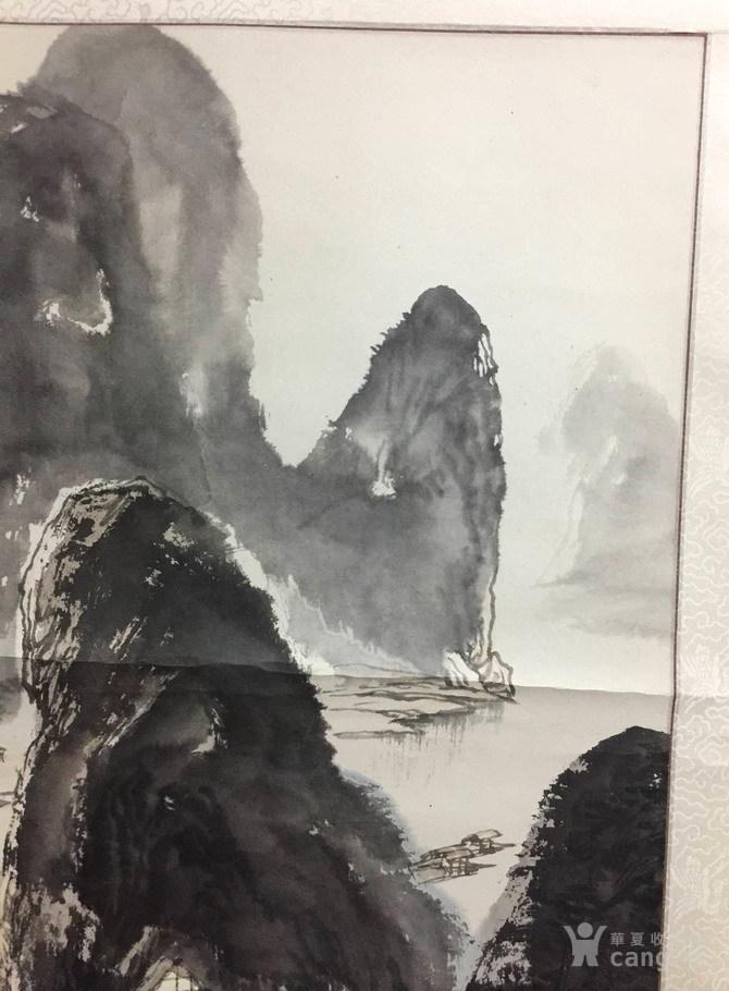 当代 赵树松 《漓江旧游》图3