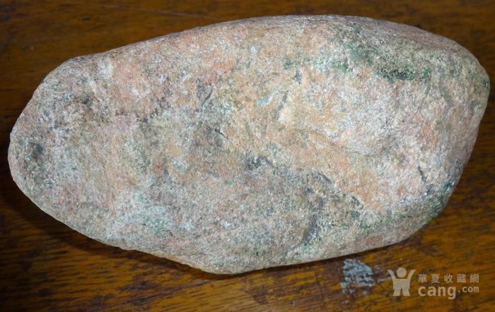 低售1斤多缅甸翡原石 赌色 320图5