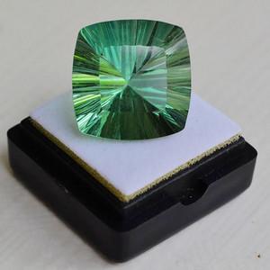 绿萤石 巴西纯天然绿萤石27.07克拉