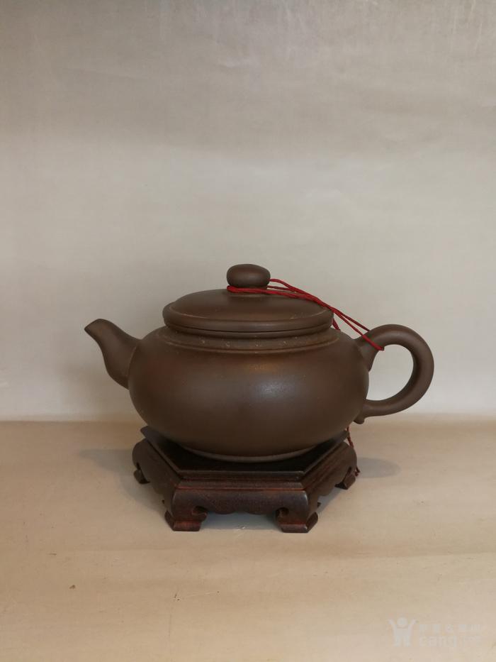 清代茶壶图1