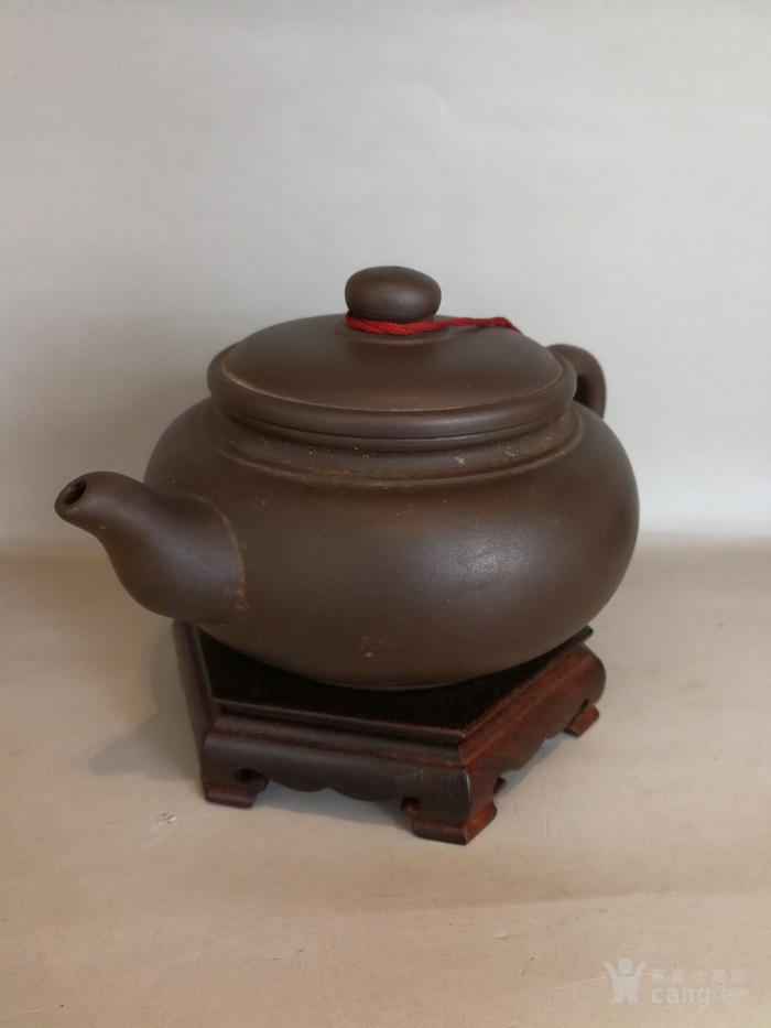 清代茶壶图3