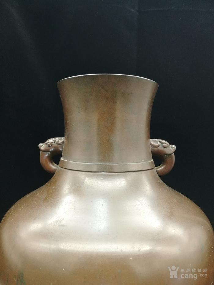清乾隆铜瓶图2
