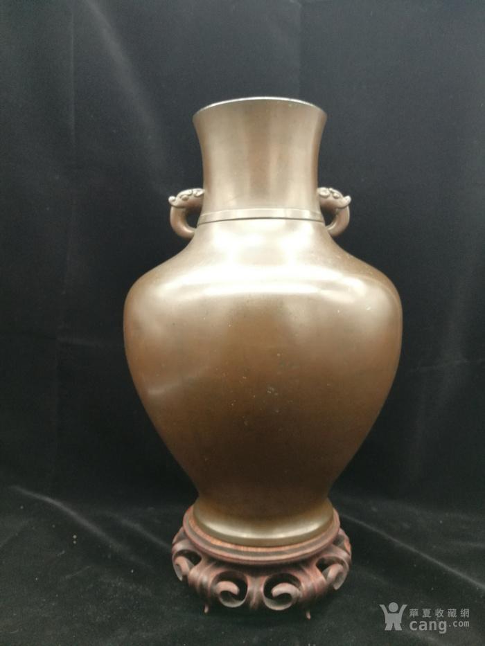 清乾隆铜瓶图6