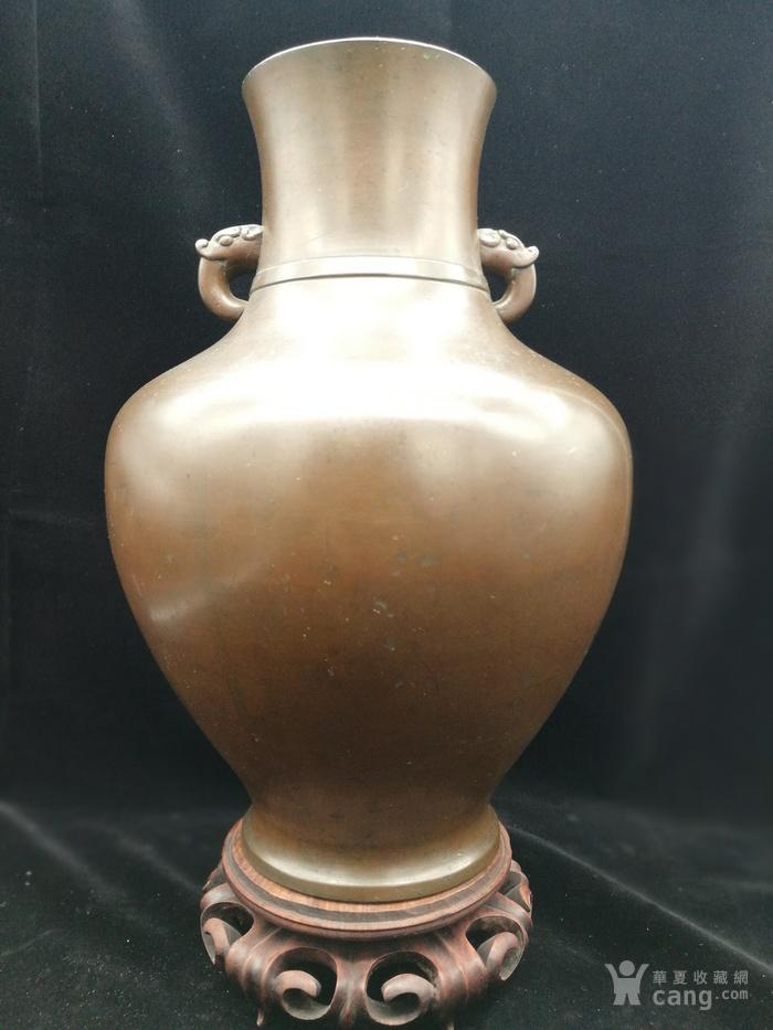 清乾隆铜瓶图7