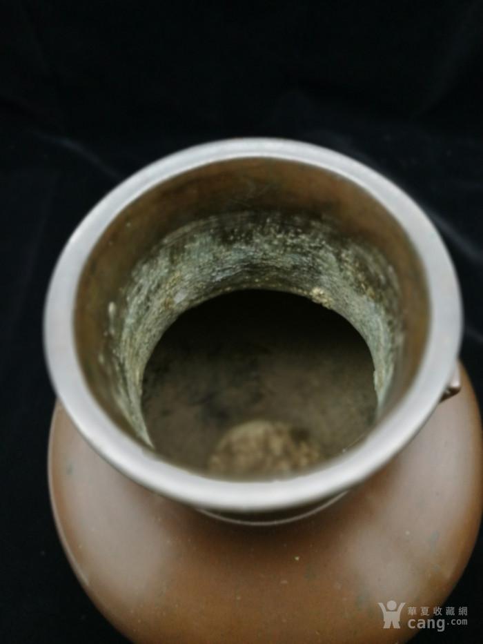 清乾隆铜瓶图8