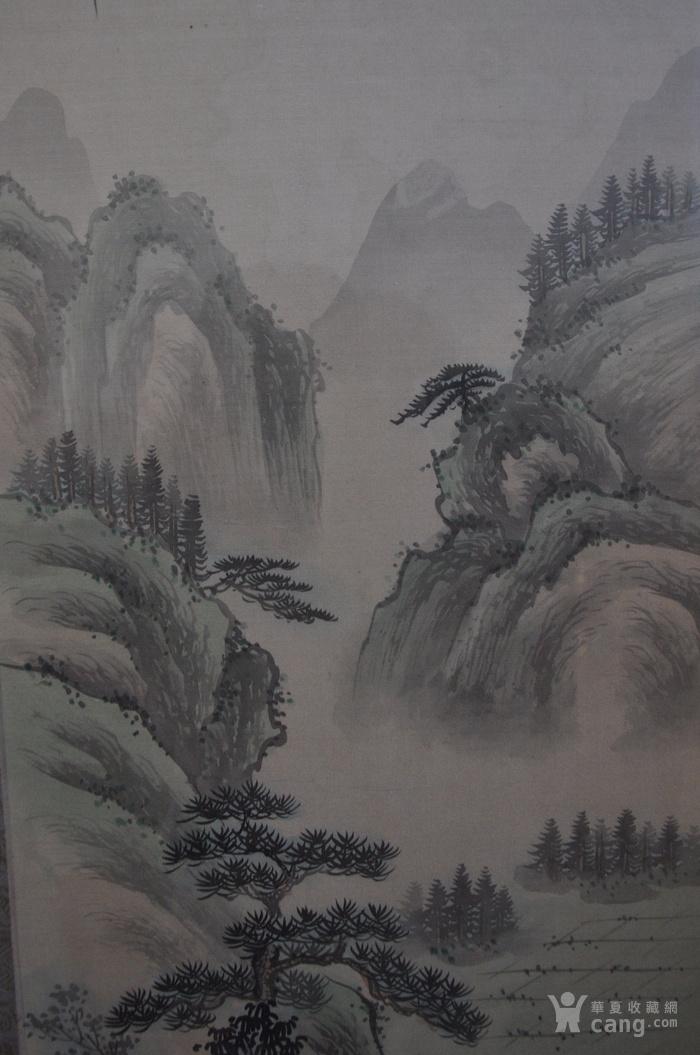 朱梅村《精品山水》图4