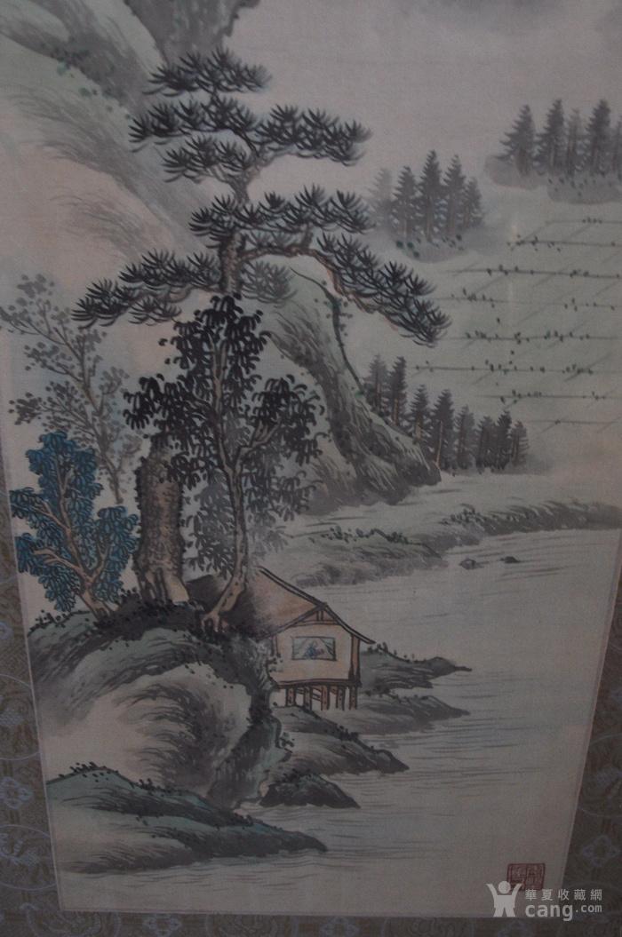 朱梅村《精品山水》图5