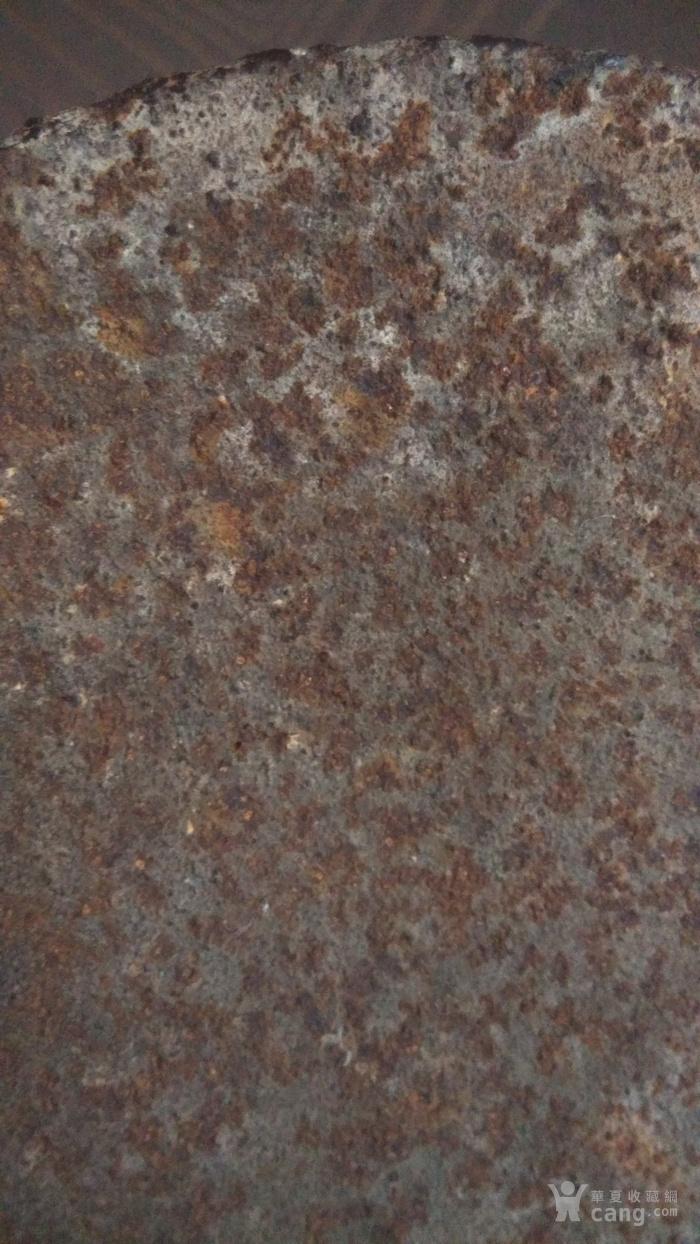 铸铁鎏金毛主席像章图6