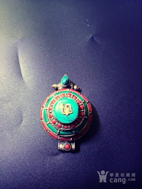 藏传嘎乌盒图2