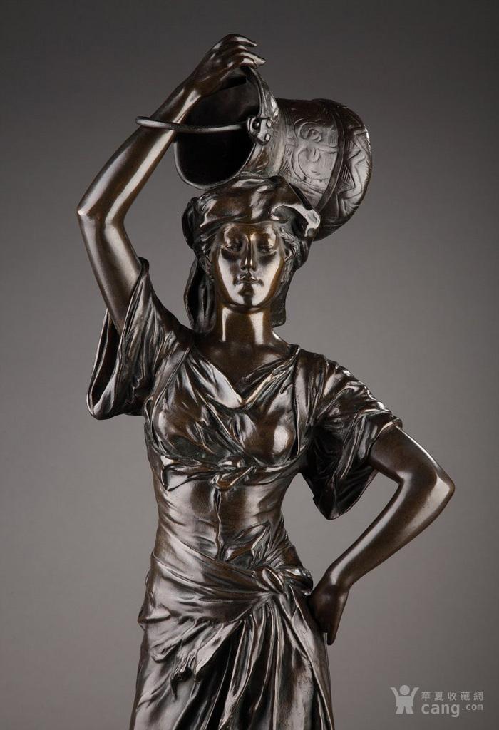 19世纪法国雕塑大师E.DROUOT 欧洲雕塑精品图2