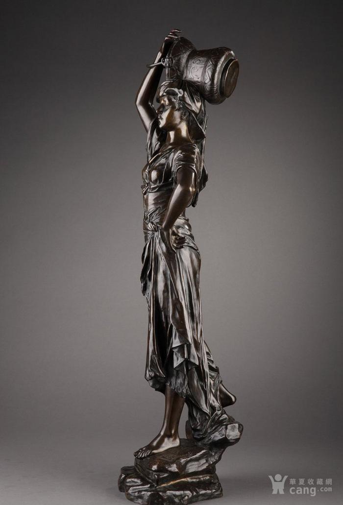 19世纪法国雕塑大师E.DROUOT 欧洲雕塑精品图6