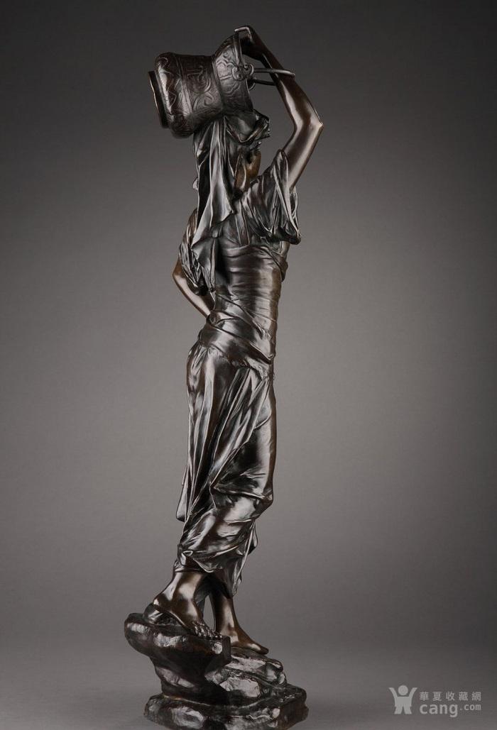 19世纪法国雕塑大师E.DROUOT 欧洲雕塑精品图7