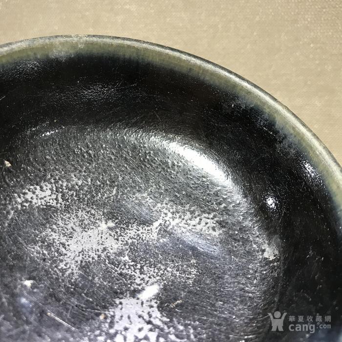 宋瓷黑釉滴茶盏图6
