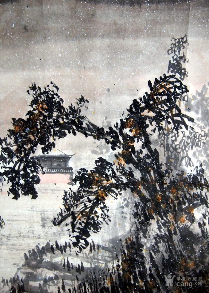 当代  江西著名书画大师  林峰 《一帆风顺图》图9
