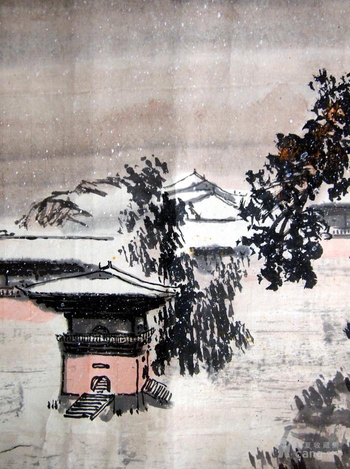 当代  江西著名书画大师  林峰 《一帆风顺图》图10