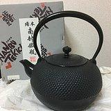 日本铁壶 南部铁器
