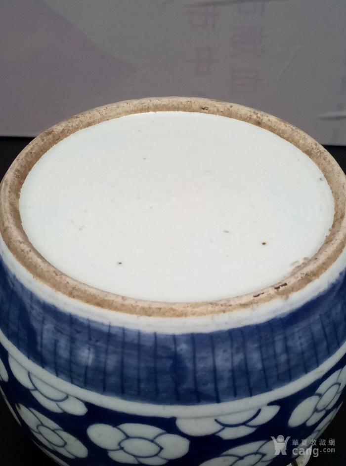 青花壶。图9