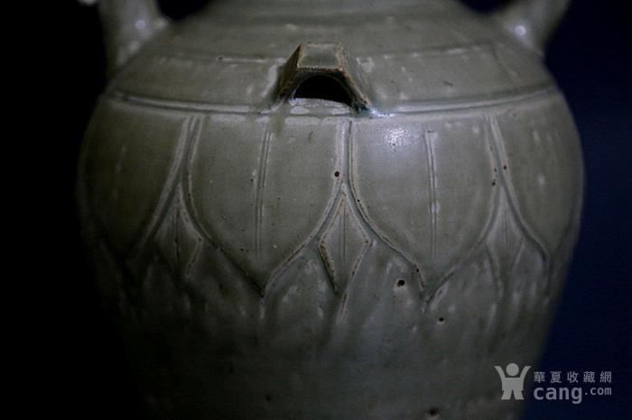 越窑青瓷鸡首壶图7