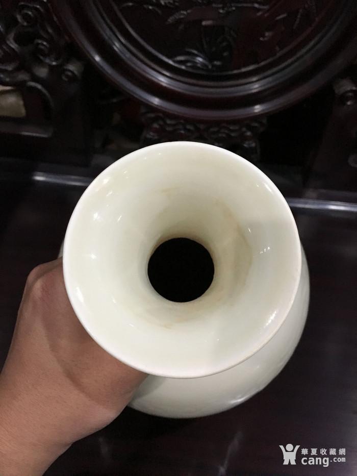 定窑刻花瓶 宋 图5