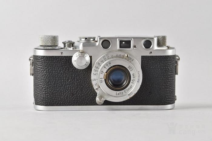二战同款徕卡Leica III f旁轴相机图1