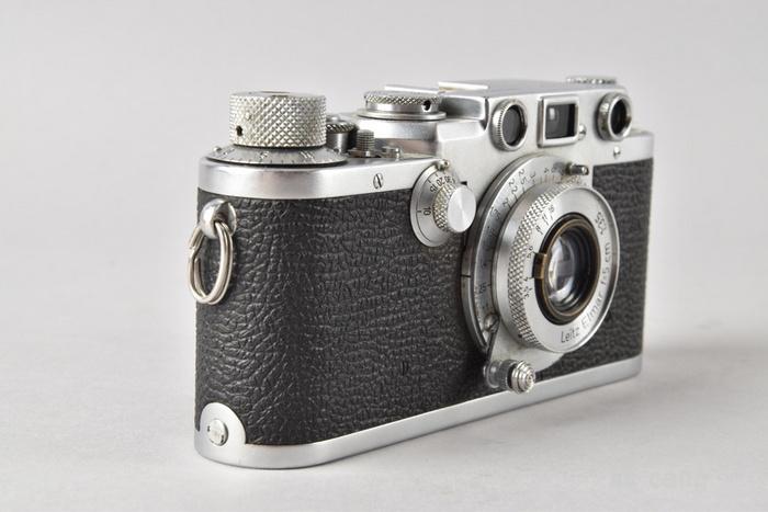 二战同款徕卡Leica III f旁轴相机图2