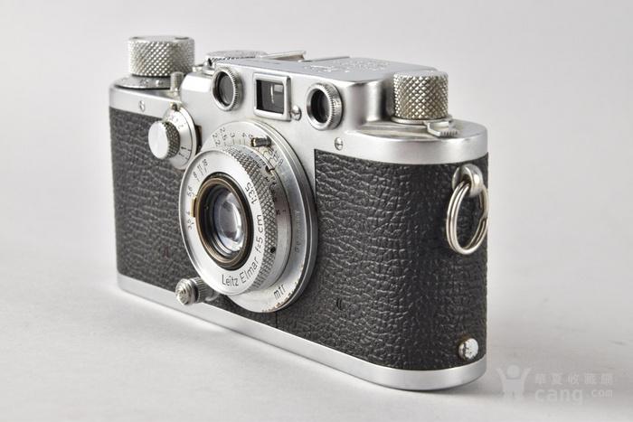 二战同款徕卡Leica III f旁轴相机图3