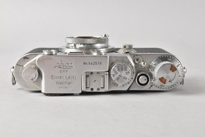 二战同款徕卡Leica III f旁轴相机图5
