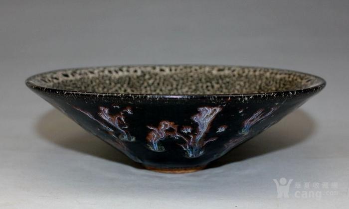 雪花文茶碗图5