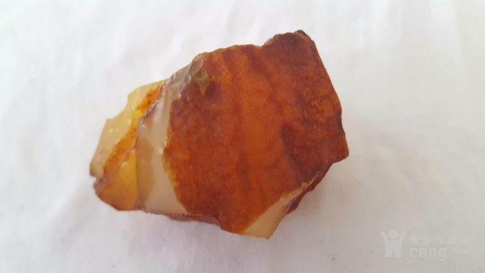 原矿鸡油黄蜜蜡原石52.7克 谢绝大幅议价图2