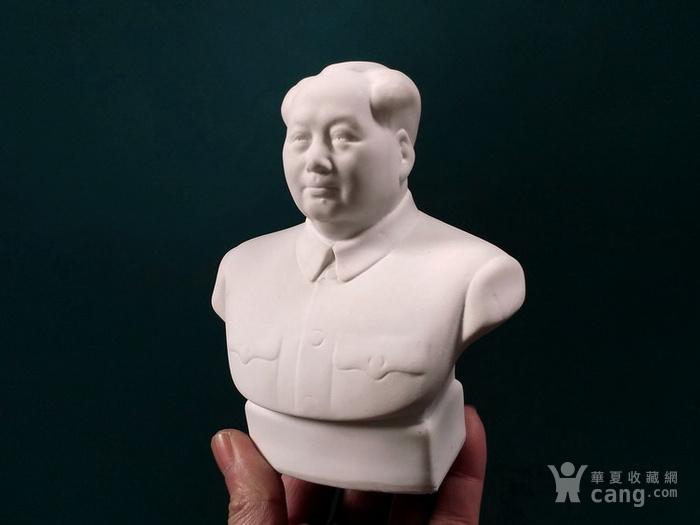 文革,毛主席标准像图3