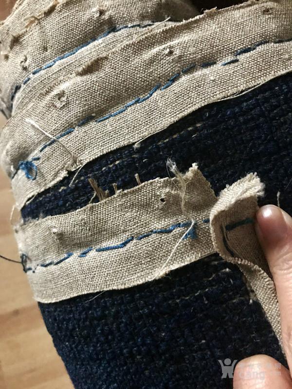 220厘米 收藏级别 庚申年 清中期 清供图 壁毯图11
