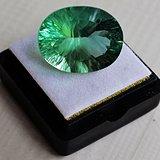 绿萤石 巴西纯天然绿萤石20.60克拉