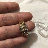 意大利名牌FOPE 金镶嵌钻石5800不议价