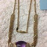 16,3克 750金钻石紫晶石 5800不议价