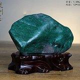 矿物晶体奇石宝玉石玛瑙玉髓绿碧玉天然澳洲绿玉髓原石摆件