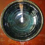 元代黑釉褐斑大碗   特价商品