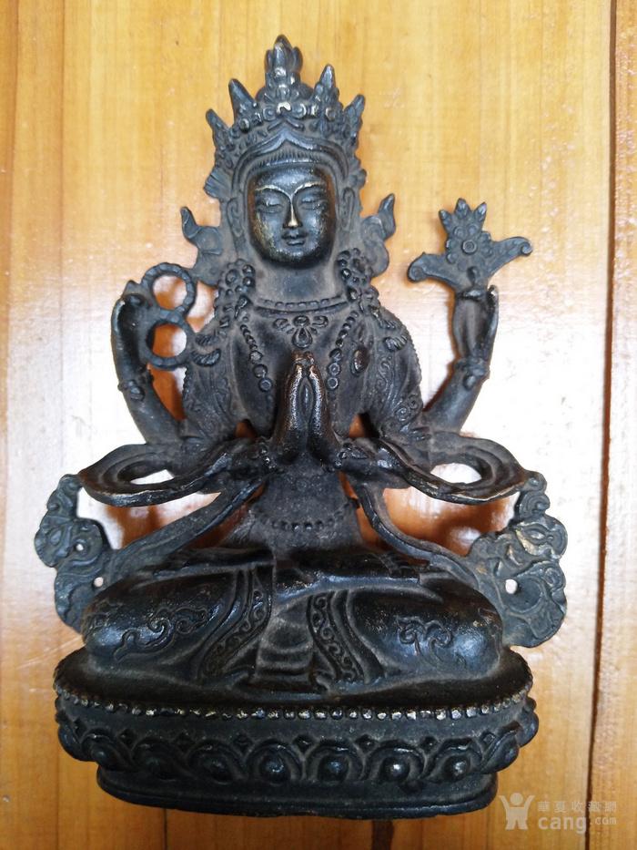 铜佛像图1