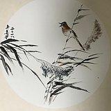 中国现代花鸟画