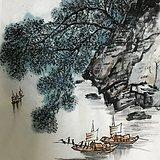 中国现代山水画