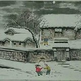 《瑞雪迎春》