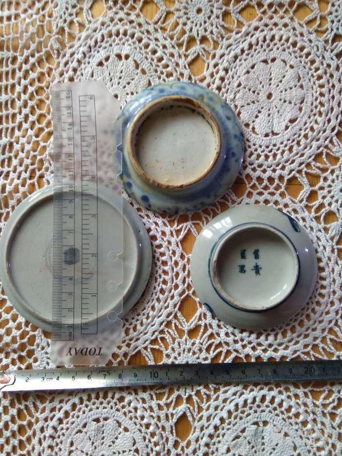 明清老瓷片一组图3
