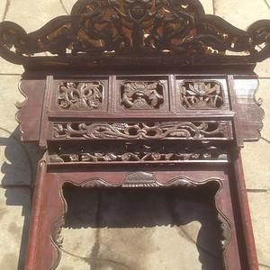 古玩收藏神龛包老包真