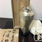 纯银制花瓶