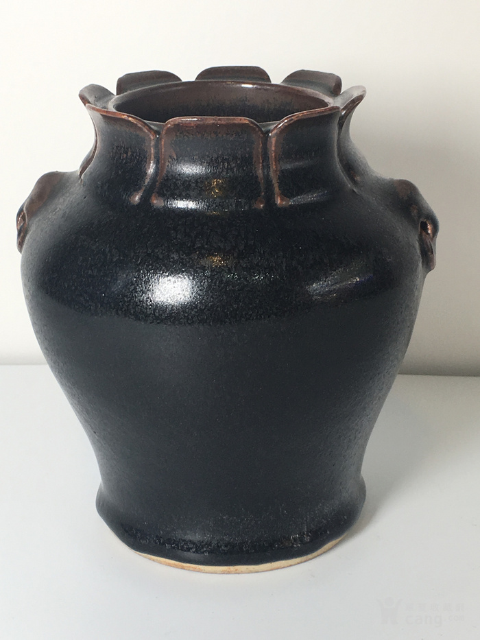 黑鲉罐图1