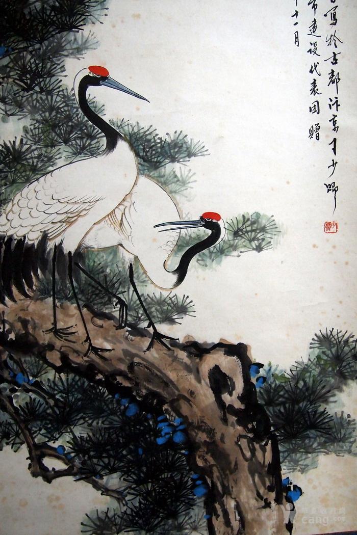 王少卿  松鹤延年图4