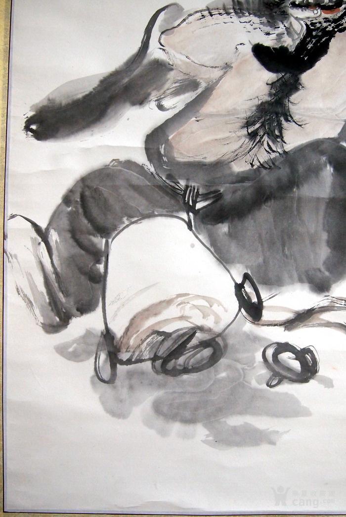 施江城   醉酒图图6