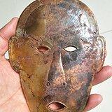 和田玉面具
