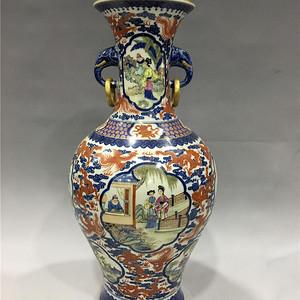 乾隆官窑珐琅彩精品瓷器